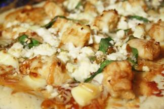 Chicken_Baby Spinach_a_Fetta_pizza